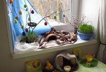 Primavera y Pascua