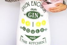 Aprons / by Of Life & Lemons. Design © Angie Freese
