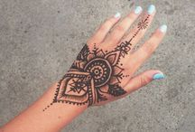 [ art on skin ] / tatts & henna ✖️