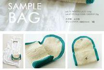 вязаные сумки и кошельки / crochet