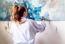 artwork /   Laura Fog Frede -    www.gallerilaura.dk