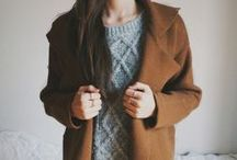 neutral autumn-winter style
