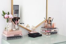 Beauty Room | Interiors / Inspiration for a new beauty area