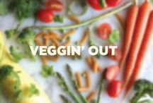 Veggin' Out / Creative ways to up your veggie game.