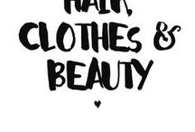 Hair, Clothes & Beauty / Hair, clothes & beauty, especially frugal beauty, thrifty clothing and budget-friendly hair tips.