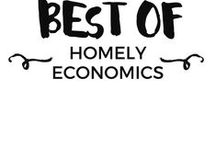 Best of Homely Economics / The best of my posts on homelyeconomics.com - family, money management, frugality, deals and humour.