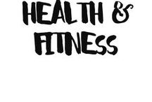 Health & Fitness / Health, exercise, fitness and lifestyle overhauls - with a nod to getting fit on a budget!