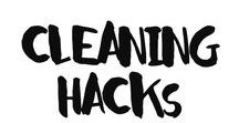 Cleaning Hacks / All sorts of cleaning tips and tricks to make running your home simple and fun.