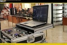 Toronto DJ Gear / Samples of Kooltempo Toronto DJ Equipment Set-up