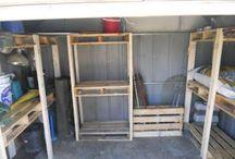 Garage / Shed Ideas