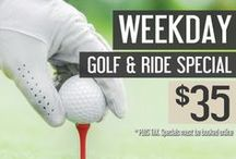 Golf Specials / Please book online for the cheapest rates at Rolling Meadows!  http://www.rollingmeadowsgolf.ca/Specials.html