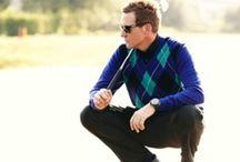 Golf for Men / Golf has never looked so good!