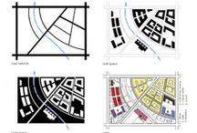 mapas e diagramas / referências de representação gráfica