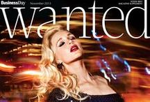 Wanted magazine / Covering all things cool, covetable and cultural