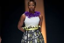 Afro chic / traditional African, with a modern twist!