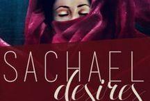 Mine Series / Visuals for my NA Romantic fantasy novel series, the Mine series--Sachael Dreams, Sachael Desires, Sachael Delusions, and Sachael Destiny.