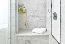 Interior *Bathrooms* / I have 3 bathrooms and they can all use a complete overhaul.  Only if I had the time and money!  http://smartgirlsdiy.com/tag/bathroom/