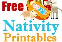 Nativity Sets / From free printables to Lego creations, there is a nativity set for everyone to build and enjoy.