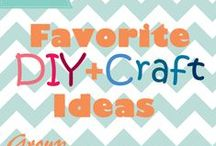 Favorite DIY + Craft Ideas  / This is a group board full of design ideas to inspire all of us! / by Smart Girl
