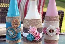 {Bottle Crafts} / by sana khan
