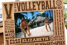 Volleyball gadgets / Funny and sweet volleyball gadgets