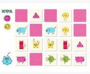 Spiele-Apps für Kinder / Hier findest du alle Spiele Apps: Wimmelbücher, Minigames, Rätsel und alles, was Spaß bringt.