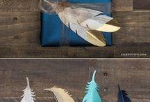 Geschenke schön verpackt / Geschenke für jeden Anlass besonders hübsch verpackt...