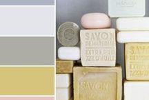 Farbinspirationen / Farben, die gut zusammen passen