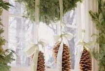 Karácsonyi dekoráció...
