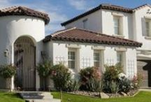 Spanish Colonial Design / Ideas for Spanish Revival and Colonial, Exterior and Interior