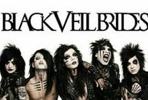 Black Veil Brides / One of my most favorite bands who are very motivational and influential on me and my life
