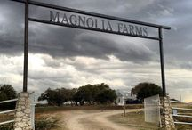 Magnolia Farms ~ Fixer Upper / All things Magolia / by Jan