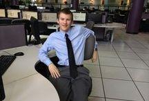 Tie Tuesday / On Tuesdays, we wear ties!