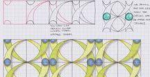 """Zentangle+Doodle-Étape par Étape+Step by step / Merci à tous les créateurs de tangles, de doodles, de zentangles d'inspiration et ceux qui sont d'officiels zentangles. Merci au site https://www.zentangle.com et à leurs initiateurs pour leur générosité et leur extraordinaire inventivité... Cette méthode de """"connexion"""" avec le soi intérieur que vous avez créée est magnifique. Je salue vos créations à tous et le talent de certains qui parfois me """"jette par terre"""". J'espère également que chacun respectera vos droits d'auteur."""