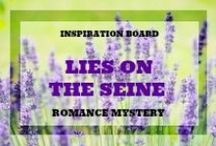 FICTION WRITING INSPIRATION - LIES ON THE SEINE
