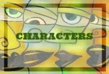 FICTION WRITING - Characters
