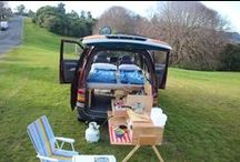 mini Camper van Conversion / Mini Van camper Conversion Van life with comfort  Van Bed And Kitchen Drawer for traveling. Perfect for Couples and Backpackers Low budget camping  T
