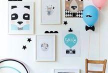 Tolle Ideen fürs Kinderzimmer / Tolle Deko- und Geschenkideen fürs Kinderzimmer, kuratiert von monsterkiste.de
