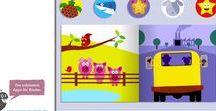 Kinder-App Vorschau-Videos