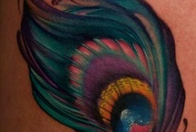 Peacock Tattoos / by Olivia Woeck-Carter