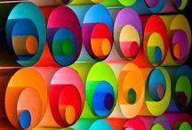 Joyeux / Arts plastiques pour enfants / by Nancy Richard