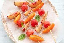 Yummy - 'food-on-sticks'