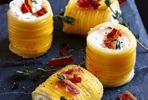 Yummy - snacks ..starters .. canapes