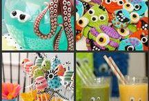Birthday theme ideas