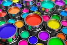 What I love! Colours