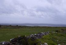 Randonnée / L'équipe d'Alainn Tours vous fait découvrir les pays celtes à travers des randonnées et des décors à vous couper le souffle !  #irlande #sligo #comté #alainntours #campagne #randonnée