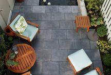 Teeny Weeny Gardens & Courtyards