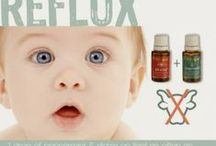 Reflux / Reflux is tough for parents and even tougher for babies!