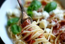 Yummy - pasta, gnocchi and risotto