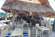 Beach Bars, Clubs and Lounges
